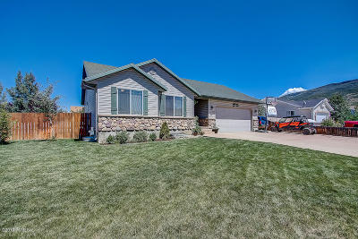 Kamas UT Single Family Home For Sale: $455,000
