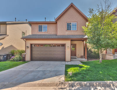 Park City Single Family Home For Sale: 5652 N Kodiak Way