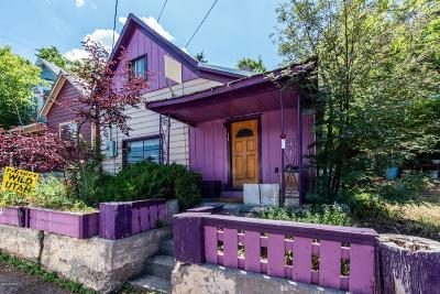Park City Single Family Home For Sale: 909 Woodside Avenue