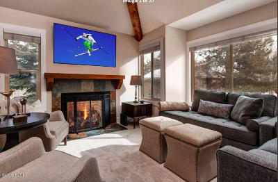 Park City UT Condo/Townhouse For Sale: $599,000