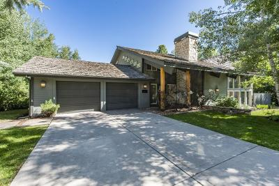 Park City UT Single Family Home For Sale: $1,699,000