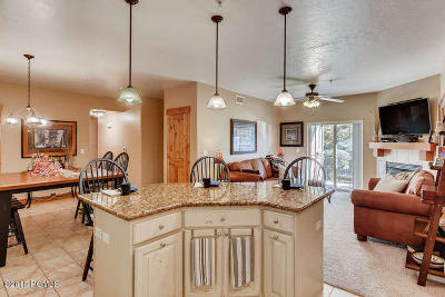 Park City UT Single Family Home For Sale: $465,000