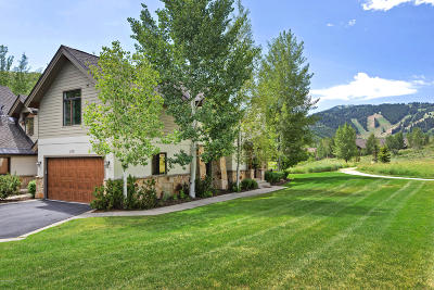 Park City UT Condo/Townhouse For Sale: $1,625,000