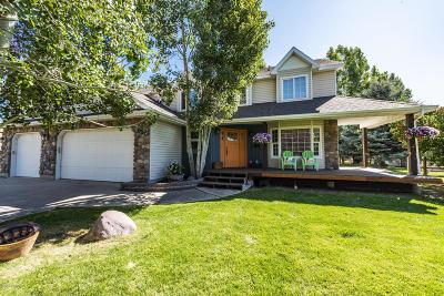 Oakley, Peoa Single Family Home For Sale: 5450 N New Lane