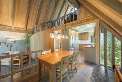 Park City Single Family Home For Sale: 125 Saint Moritz Terrace