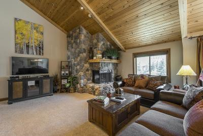 Park City Condo/Townhouse For Sale: 1428 N Deer Valley Drive