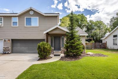 Heber City Single Family Home For Sale: 757 S 100 W