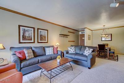 Park City Condo/Townhouse For Sale: 950 Park Avenue #245