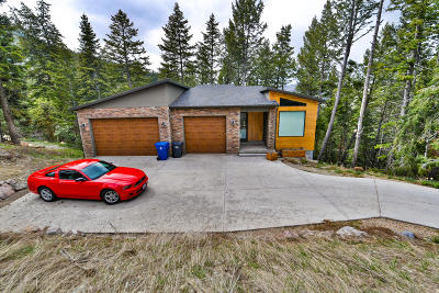 Park City Single Family Home For Sale: 80 Matterhorn Drive
