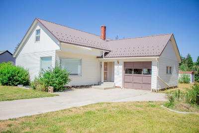 Kamas And Marion Area Single Family Home For Sale: 55 S 200