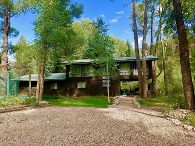 Oakley, Peoa Single Family Home For Sale: 139 E Riverside Lane