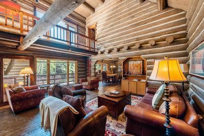 Park City Single Family Home For Sale: 3097 American Saddler Drive