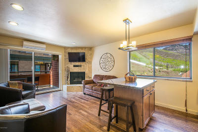 Park City Condo/Townhouse For Sale: 1385 Lowell Avenue #211