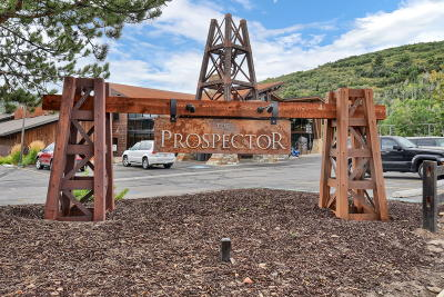 Park City Condo/Townhouse For Sale: 2235 Sidewinder Drive #429