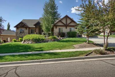 Heber City Single Family Home For Sale: 711 Oakwood Drive