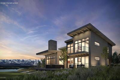 Park City Single Family Home For Sale: 6960 W Golden Bear Loop