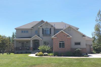 Heber City Single Family Home For Sale: 4090 E 1150 East