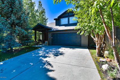 Park City Single Family Home For Sale: 8004 Mustang Loop Road