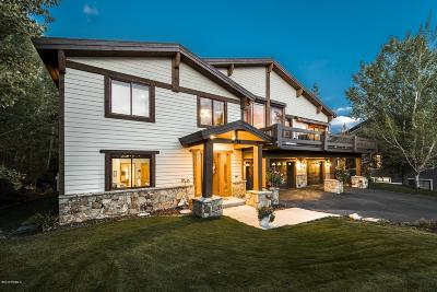 Park City Single Family Home For Sale: 8974 Sackett Drive