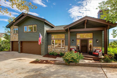 Park City Single Family Home For Sale: 4673 Nelson Court