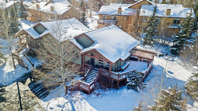 Park City Condo/Townhouse For Sale: 3903 View Pointe Drive