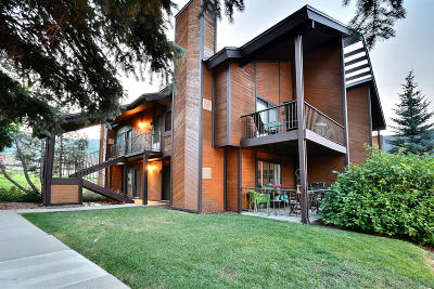 Park City Condo/Townhouse For Sale: 2025 Canyons Resort Drive #D8