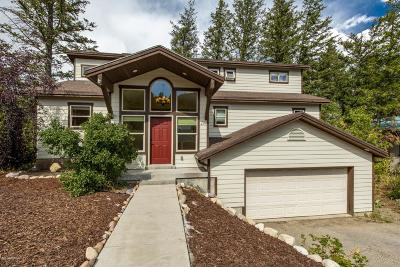 Park City Single Family Home For Sale: 225 Woodland Drive