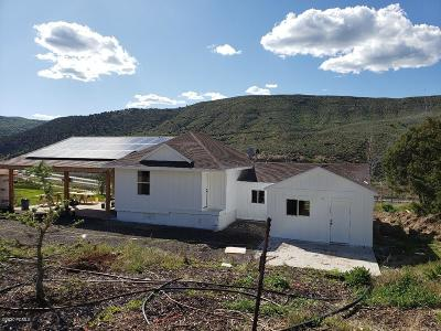 Single Family Home For Sale: 1290 S Echo Creek Road