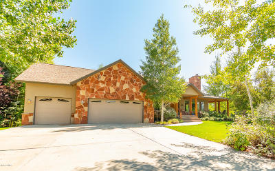 Single Family Home For Sale: 920 N 330 E Lacy Lane
