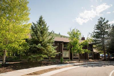 Park City Condo/Townhouse For Sale: 2105 Prospector Avenue #219