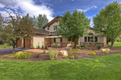 Park City Single Family Home For Sale: 5276 Heather Lane