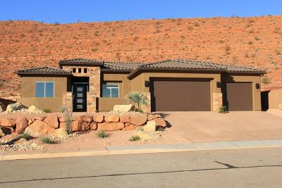 St George UT Single Family Home Sold: $444,900