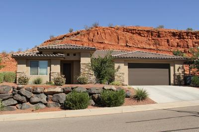 St George UT Single Family Home Sale Pending: $324,900