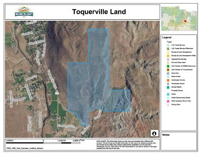 Toquerville Residential Lots & Land For Sale: Hwy 17 Hunter Ln