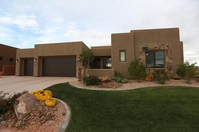 Hurricane Single Family Home For Sale: 3193 S Sandstone Dr