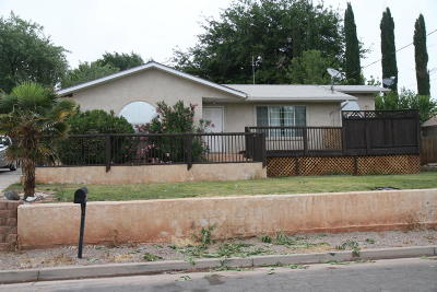 Washington Single Family Home For Sale: 351 Village Way