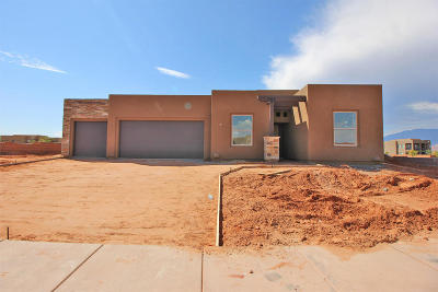 Hurricane Single Family Home For Sale: 3318 S Red Rock Way