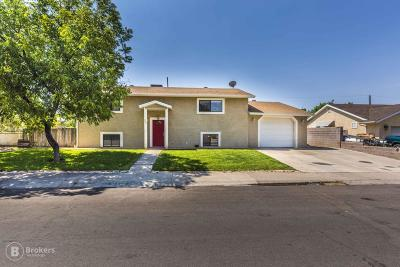 Washington Single Family Home For Sale: 386 Pectol