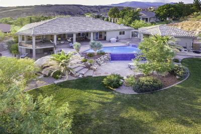 Washington Single Family Home For Sale: 916 E Apache