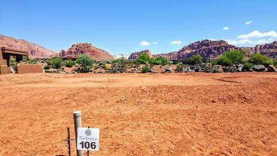 Ivins Residential Lots & Land For Sale: 1500 E Split Rock Dr
