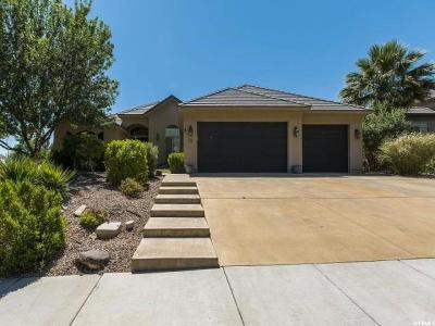 St George Single Family Home For Sale: 53 N 1100 W