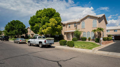 St George UT Condo/Townhouse For Sale: $149,900