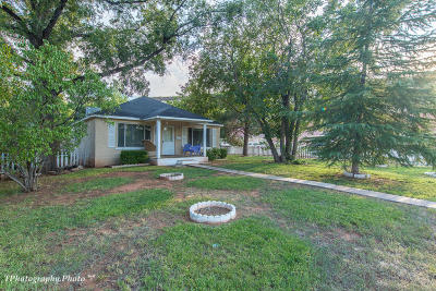 St George Townsite Single Family Home For Sale: 200 S 400 W