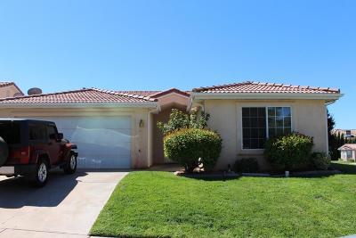 Washington Single Family Home For Sale: 148 Arrowweed Way