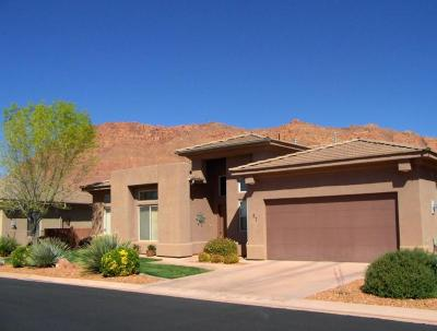 Ivins Single Family Home For Sale: 250 N Snow Canyon #47