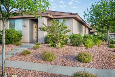 Washington Single Family Home For Sale: 3459 E Sweetwater Springs Dr