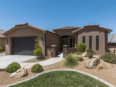 St George Single Family Home For Sale: 3972 Capri Dr
