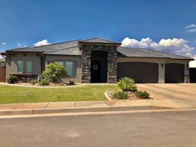 St George Single Family Home For Sale: 2933 E 3190 S
