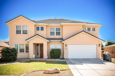 St George Single Family Home For Sale: 2343 S 2100 E
