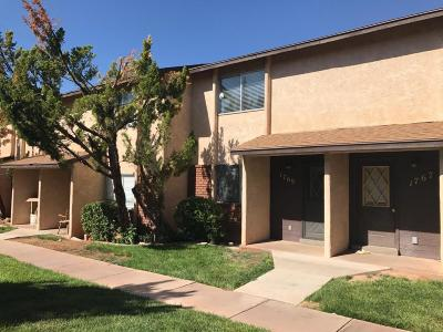 St George UT Condo/Townhouse For Sale: $122,000